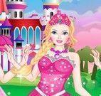 Barbie princesa festa do castelo