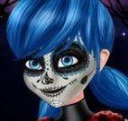 Ladybug máscara do Halloween