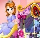 Limpar carruagem da Princesa Sofia