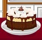 Receita de bolo de caramelo