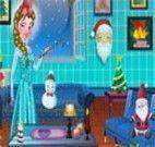 Elsa decoração de natal
