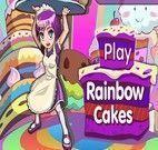 Equilibrar Bolos de arco-íris