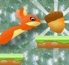 Esquilo e as nozes