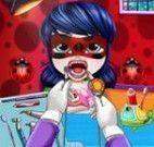 Ladybug bebê dentista