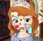 Princesa Sofia médico da pele
