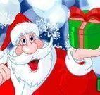 Colorir Papai Noel