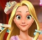Rapunzel cabeleireiro