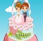 Bolo para casamentos fazer decoração