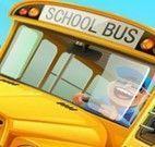 Estacionar ônibus escolar