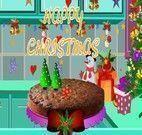 Fazer bolo de natal