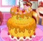 Fazer e decorar bolo de aniversário