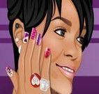 Fazer Unhas de Celebridade Rihanna