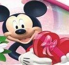 Mickey e Minnie pintar desenhos