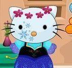 Vestir gata Hello Kitty