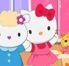 Esconderijo Hello Kitty