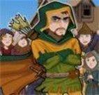 Flechas com Robin