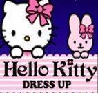 Hello Kitty de Vestir Roupas