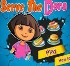 Jogo de Frutas da Dora