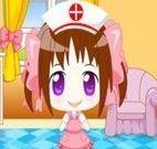 Jogo de ser enfermeira
