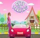 Jogos de Estacionar Carro de Menina 2