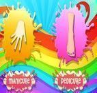 Jogos de Manicure e Pedicure –  Fazer Unhas do Pé e Mão