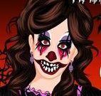 Katy Perry maquiagem de Halloween