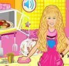 Limpar a casa com Hannah Montana