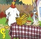Looney Tunes Almoço