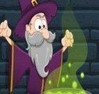 Magia com químico maluco