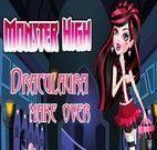 Maquiar Draculaura Monster High