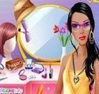 Maquiar e Vestir Modelo