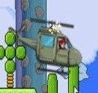Mario - Pilotar helicóptero