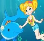 Nadar com Golfinhos