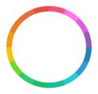 Nome das cores em inglês