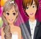 O lindo casamento