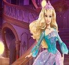 Objetos ocultos no cenário da Barbie