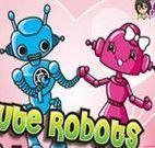 Os robôs dançarinos