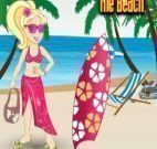 Polly Pokcet Surfista