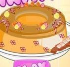 Preparar bolo de caramelo