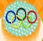 Preparar bolo olimpíco