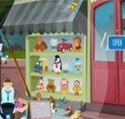 Procurar brinquedos na loja de brinquedos