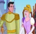 Quebra cabeça da Cinderella Disney
