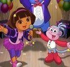 Quebra cabeça da Dora e Botas