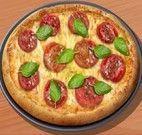 Receita de pizza da Sara