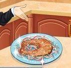 Receita de salmão da Sara