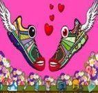 Sapatos estilosos