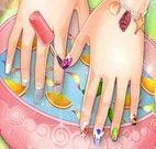 Spa das mãos