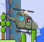 Super Mario helicóptero