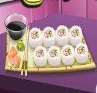 Sushi califórnia da Sara