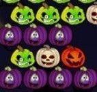 Trincas das abóboras halloween
